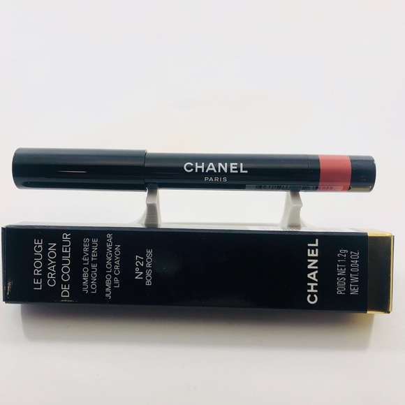 CHANEL Other - Chanel Le Rouge Jumbo Lip Crayon 27 Bois Rose
